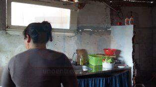 Vecinos de Puerto Sánchez piden ayuda por casas con grietas