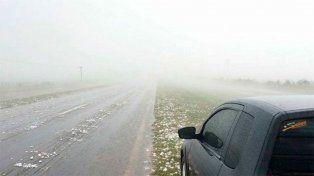 Un violento temporal afectó a Corrientes