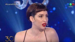 Sofía Gala sigue bancando su frase sobre la prostitución y las mozas