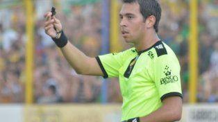 Facundo Tello será el árbitro de Patronato-Boca