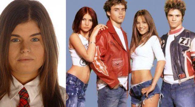 A 15 años de Rebelde Way, así está hoy Felicitas: bullying y transformación física