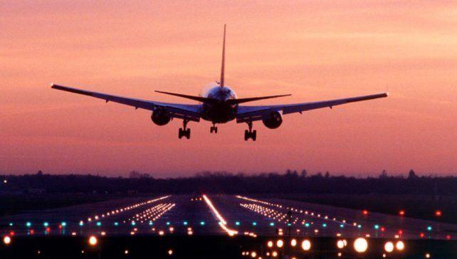 Lo que no ves cuando tu avión está aterrizando