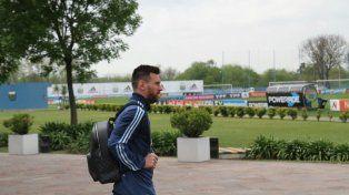 Lionel Messi, el mejor jugador del mundo, es la carta de salvación de la Selección.