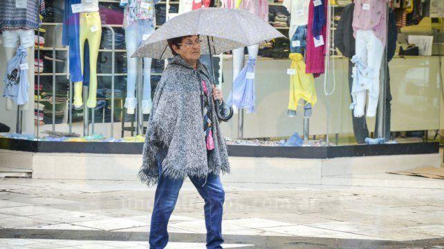 Jornada con probabilidad de lluvias y una máxima de 18 grados