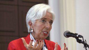 Directora gerente del Fondo Monetario Internacional