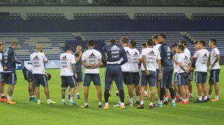 Éste sería el equipo de Argentina ante Ecuador