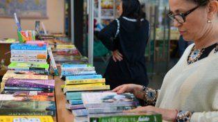 Al final se hace la Feria del Libro de Paraná