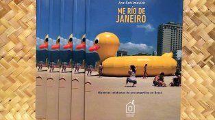El libro se consigue en las librerías porteñas: Eterna Cadencia y Buenos AiresLibros de Turismo.