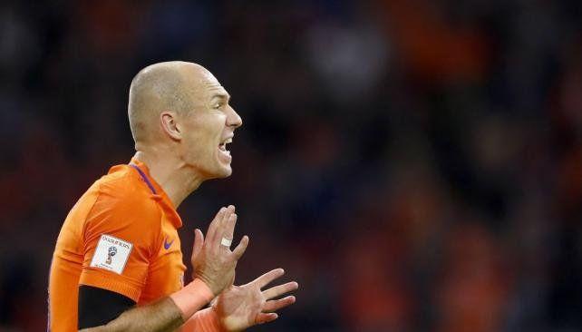 Holanda quedó afuera del Mundial