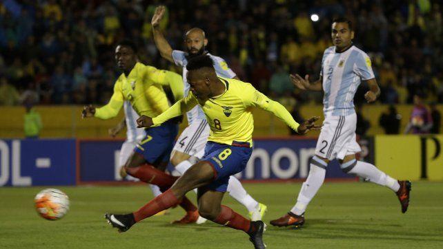 De la mano de Messi, Argentina se está metiendo en Rusia 2018