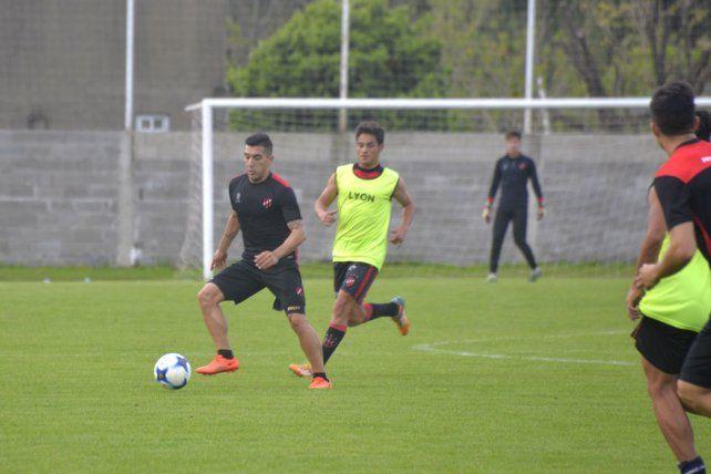 Es probable que Rivero sea de la partida el domingo ante el puntero del certamen.ovación/Mateo Oviedo