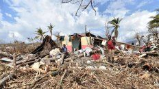 Haití. Casi el 47% de la población del país caribeño sufre hambre, unas 5 millones de personas.