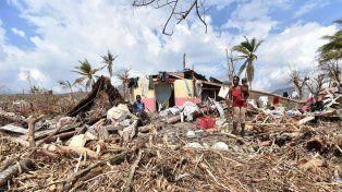 Haití. Casi el 47% de la población del país caribeño sufre hambre