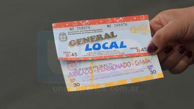 Furor por las entradas para ver a Patronato recibiendo a Boca en el Grella
