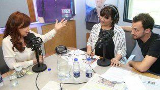 Confesiones y tensiones en la entrevista a Cristina Kirchner