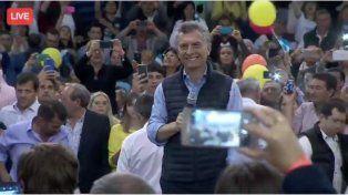 Gran expectativa en La Paz por los anuncios que lanzaría el presidente Macri