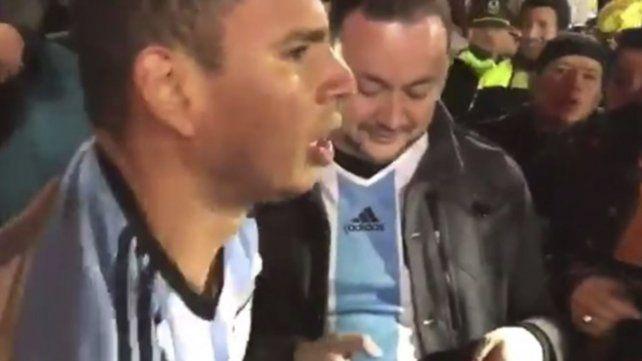 La emocionante reacción del hincha que se quedó con la camiseta de Messi