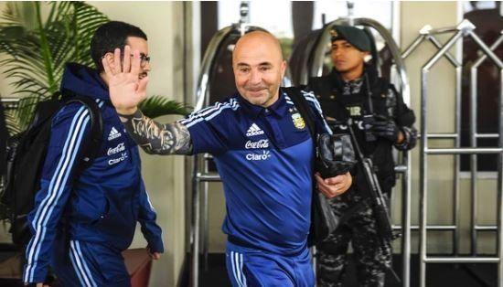 El amistoso que pidió Sampaoli antes del Mundial