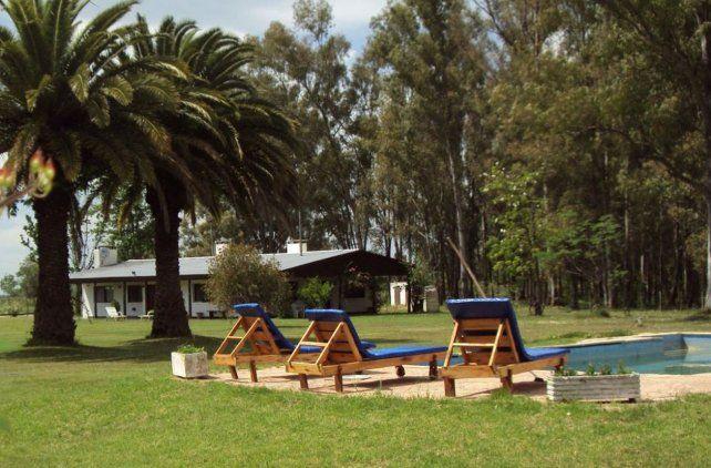 Las chacras de Gualeguay se destacan por estar alejadas de la ciudad. Foto Internet Ilustrativa.