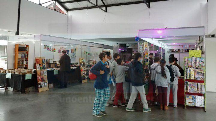 Feria del Libro: Esperan buena convocatoria para el fin de semana
