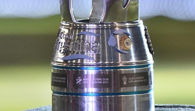 Así se jugarán los cuartos de final de la Copa Argentina