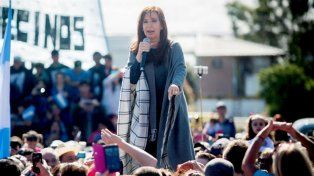 Cristina Kirchner: Después de casi dos años de gobierno, la inflación es más alta que en 2015