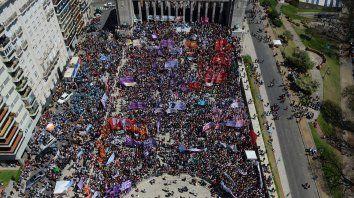 70.000 personas se reuniran en el encuentro nacional de mujeres