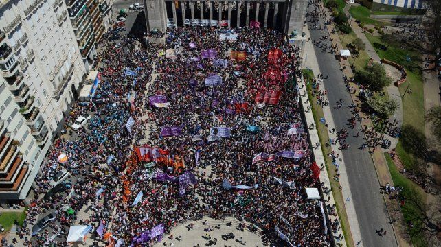 70.000 personas se reunirán en el Encuentro Nacional de Mujeres