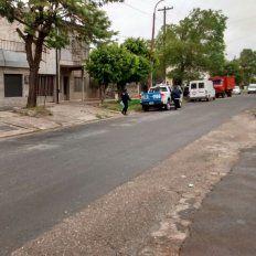 A la Alcaidía. El detenido 26 años, fue acusado de ser el autor de la tentativa de homicidio.Foto: Javier Aragón