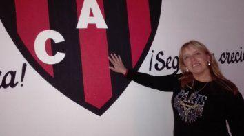 marisel diaz, una madre apasionada por la fotografia y el futbol