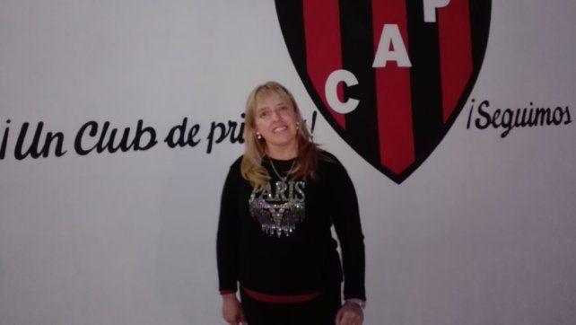 Marisel Díaz, una madre apasionada por la fotografía y el fútbol