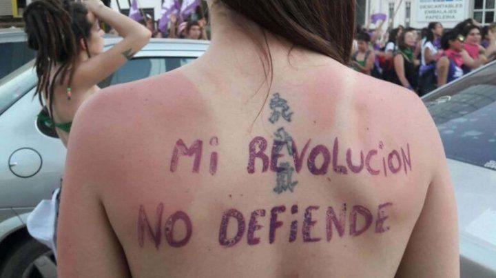 El aborto legal y gratuito es una demanda de la democracia, afirmaron en el Encuentro Nacional de Mujeres