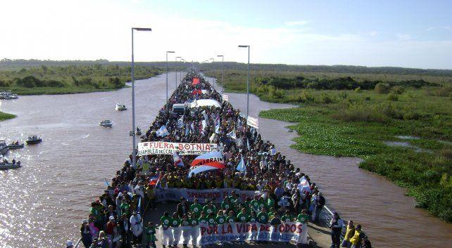 Otra vez Gualeguaychú está al frente