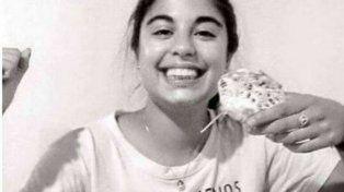 La víctima. Micaela fue asesinada en abril de este año en Gualeguay.