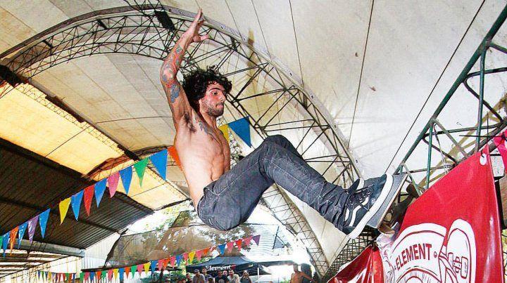 Foto Facebook Darío Mattarollo. Fotógrafo: Hernán Parón.