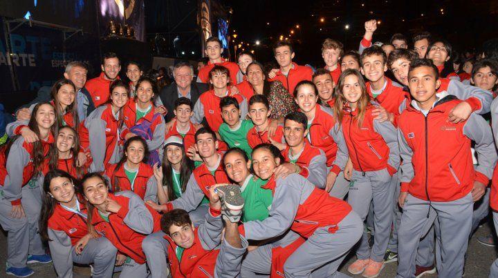 Entre Ríos brilló en los Juegos Nacionales Evita