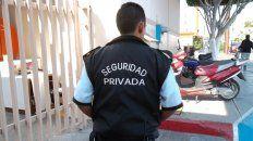 Control policial. Las empresas de seguridad privada son monitoreadas por la Dirección de Investigaciones.