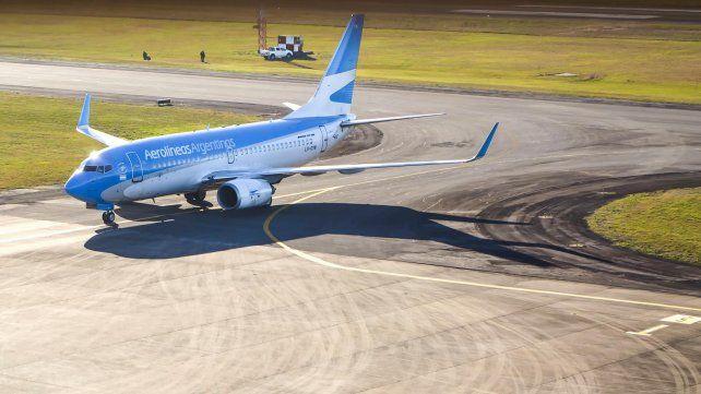 Actualidad. En Paraná operan alrededor de 20 vuelos diarios.