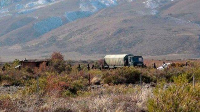 Ni la familia Maldonado ni las autoridades confirman aún la identidad del cuerpo hallado en río Chubut