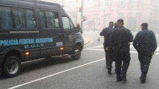 Convocan a una marcha en plaza de Mayo y el Gobierno reforzó la seguridad