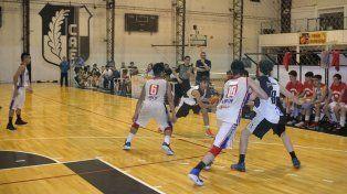 Estudiantes ganó en el debut del hexagonal final U17