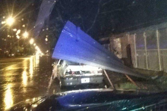 Asisten a familias concordienses afectadas por el temporal