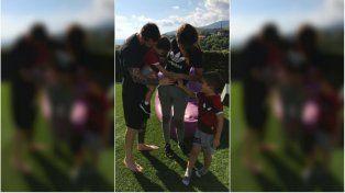 Lionel Messi y Antonela Roccuzzo esperan un varón