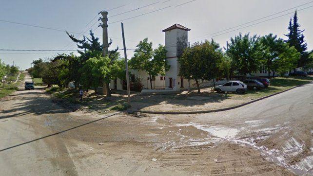 La zona de los robos. Foto Google.