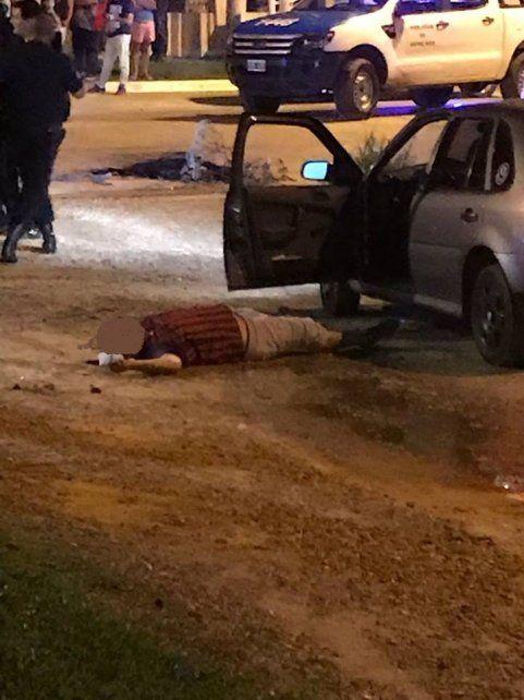 Una protesta en Concordia terminó con dos hombres muertos
