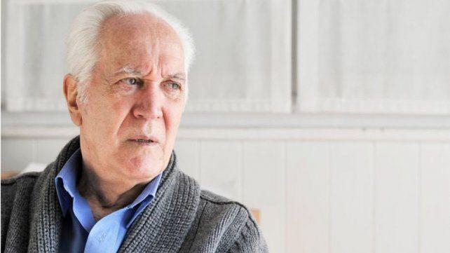 A los 81 años, murió Federico Luppi que estaba internado en la Fundación Favaloro