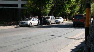 Independiente juega un amistoso con fuerte presencia policial