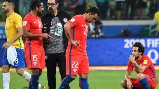 La respuesta de la FIFA al reclamo legal que esperanza a Chile con jugar el Mundial