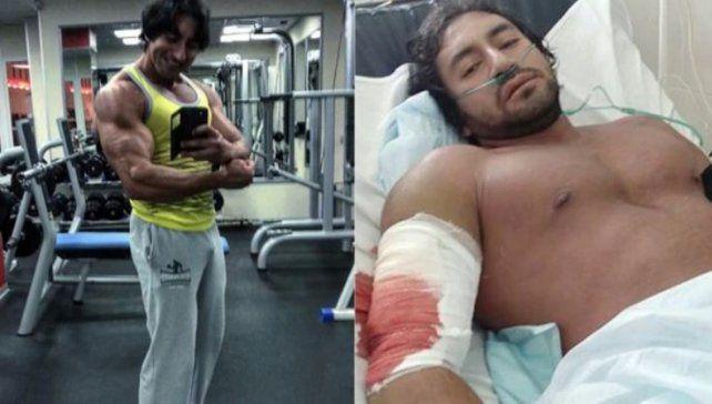 Conmoción por la muerte de un fisicoculturista colombiano que se entrenaba en Rusia
