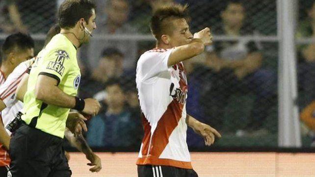 El entrerriano Alan Marcel Picazzo en la lista de la Libertadores